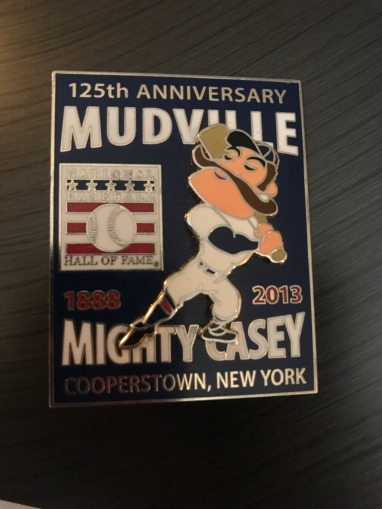 Casey at Bat Pin